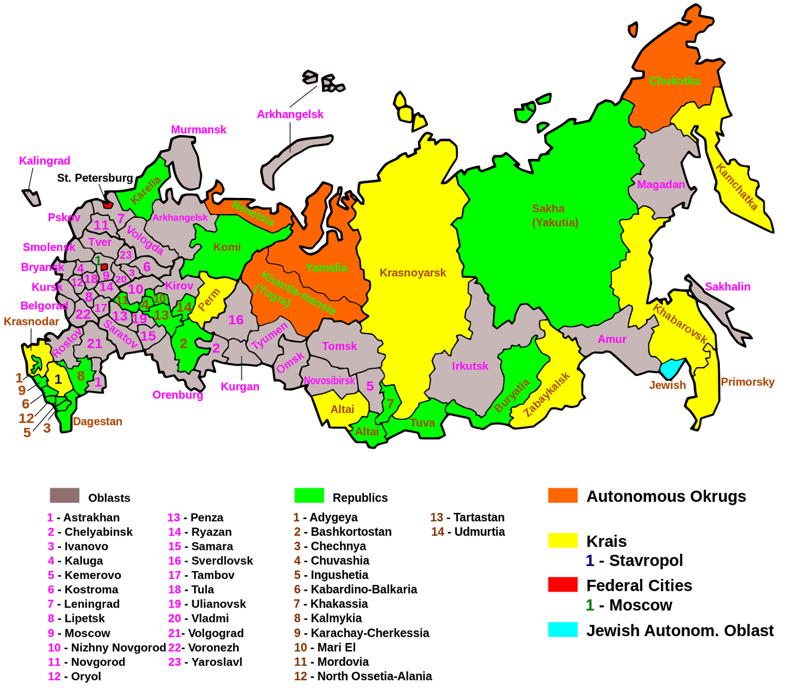 the population geography and independence of chechnya